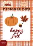 Happy Fall Die Set - Carta Bella