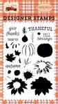 Thankful Layering Stamp - Carta Bella - PRE ORDER
