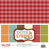Autumn Gingham Collection Kit - Echo Park