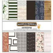 Magnolia Moments 6 x 6 Paper Pad - Fancy Pants