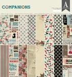 Companions 12 x 12 Paper Pad - Authentique