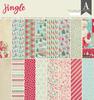 Jingle Paper Pad - Jingle - Authentique