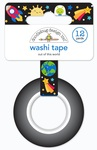 Out of This World Washi Tape - So Much Pun - Doodlebug