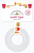 Perfect Combo Washi Tape - So Much Pun - Doodlebug