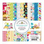 So Much Pun 6 x 6 Paper Pad - Doodlebug - PRE ORDER