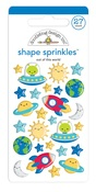 Out of This World Shape Sprinkles - So Much Pun - Doodlebug