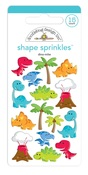 Dino-mite Shape Sprinkles - So Much Pun - Doodlebug