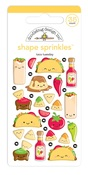 Taco-Bout Fun Shape Sprinkles - So Much Pun - Doodlebug