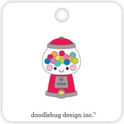 Bubblegum Machine Collectible Pins - Doodlebug