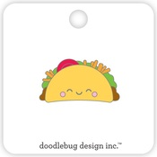 Taco Collectible Pins - Doodlebug