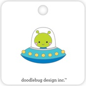 Alien Collectible Pins - Doodlebug