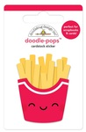 Fry Day Doodle-Pops - So Much Pun - Doodlebug
