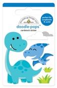 Dino-Mite Doodle-Pops - So Much Pun - Doodlebug