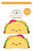 Taco-Bout Doodle-Pops - So Much Pun - Doodlebug
