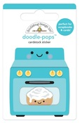 Baking News Doodle-Pops - So Much Pun - Doodlebug