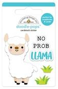 No Prob-llama Doodle-Pops - So Much Pun - Doodlebug