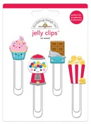 So Sweet Jelly Clips - So Much Pun - Doodlebug