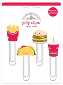 Perfect Combo Jelly Clips - So Much Pun - Doodlebug