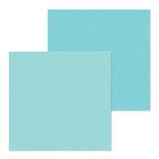 Swimming Pool Dot-Stripe Petite Prints - Doodlebug