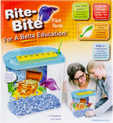 Penn-Plax Rite-Bite Betta Fish Tank 1.13 Gallons