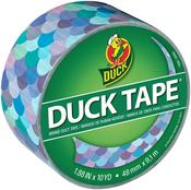 "Mermaid - Patterned Duck Tape 1.88""X10yd"