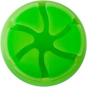 "Green - The Nest 3.5"" Round Earbud Case"