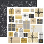 Wrapped Foil Paper - First Noel - KaiserCraft