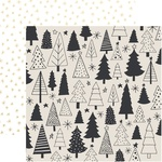 Evergreen Foil Paper - First Noel - KaiserCraft