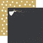 Noel Foil Paper - First Noel - KaiserCraft