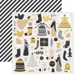 Hark Foil Paper - First Noel - KaiserCraft