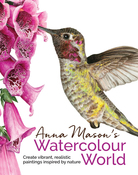 Anna Mason's Watercolour World - Search Press Books