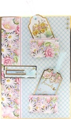 Floral Moments - Hunkydory Garden Treasures Luxury A4 Topper Set