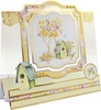 Home Grown - Hunkydory Garden Treasures Luxury A4 Topper Set The perfect kit for crafting your own cards with ease! This 8.75x13.5 inch package contains one 300gsm foiled & die-cut topper sheet, one 350gsm accent-foiled Matt-tastic cardstock, and one 350gsm printed Matt-tastic cardstock. Makes at least two cards. Design: Home Grown. Imported.