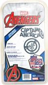 Captain America Icon & Sentiment - Marvel Avengers Die Set