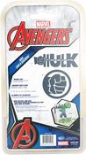 The Hulk Icon & Sentiment - Marvel Avengers Die Set