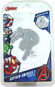 Avengers Captain America 1 - Marvel Die And Face Stamp Set