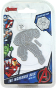 Avengers The Incredible Hulk - Marvel Avengers Die And Face Stamp Set