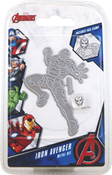 Avengers Iron Avenger - Marvel Avengers Die And Face Stamp Set