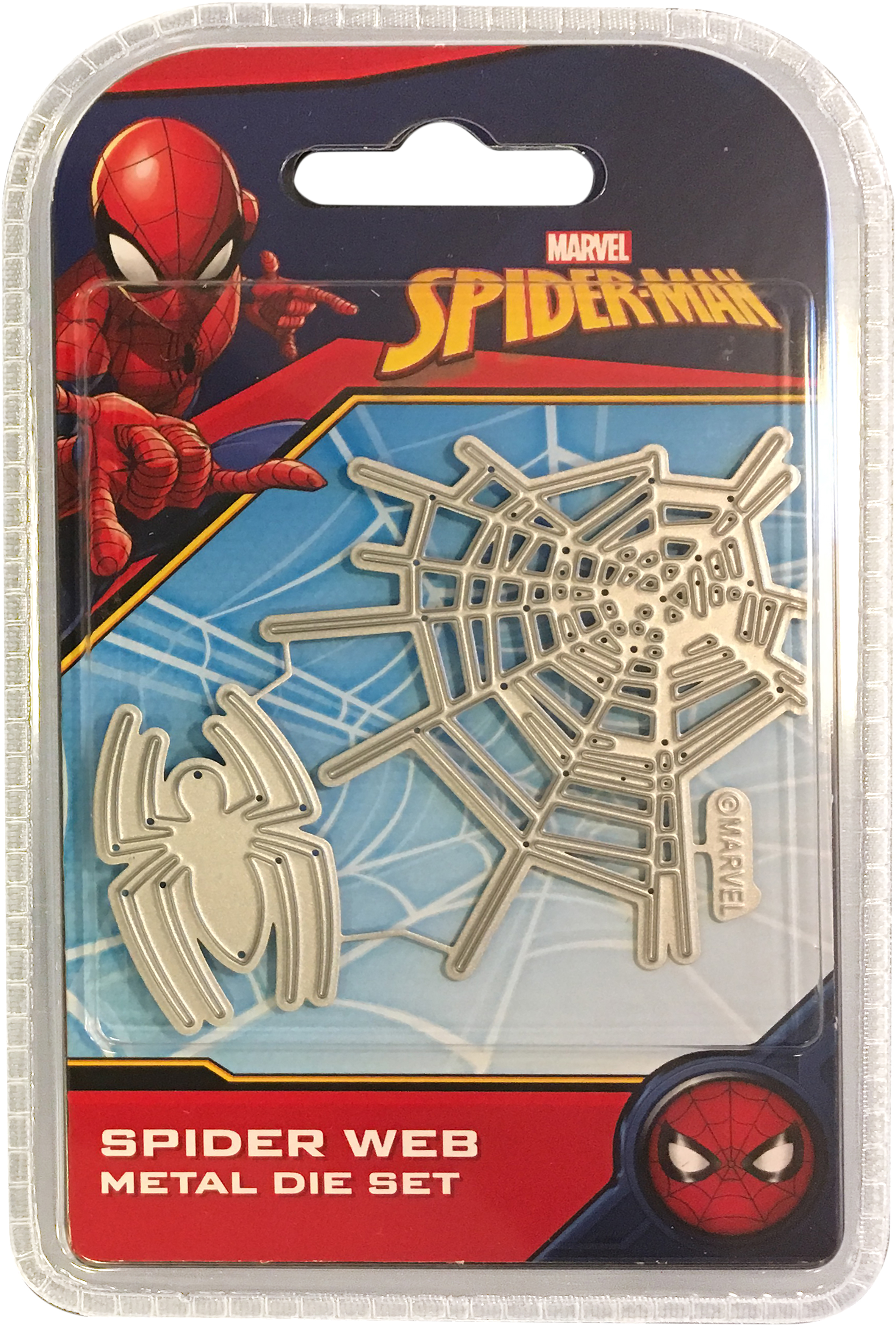 Spider Web - Marvel Spider Man Die Set
