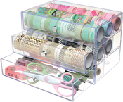 Deflecto Washi Tape Storage Cube