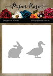 Duck & Rabbit - Paper Rose Dies