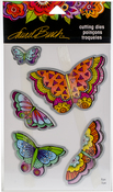 Imagine Butterflies - Stampendous Laurel Burch Dies