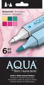 Botanicals - Spectrum Noir Aqua Markers 6/Pkg