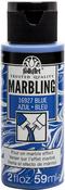 Blue - FolkArt Marbling Paint 2oz