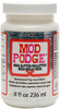 8oz - Mod Podge Mega Glitter Hologram Use Mod Podge Mega Glitter topcoat to enhance your projects with an intense glitter finish with a shimmering, lustrous shine. Layer multiple coats to create even more sparkle. Works well on jewelry, fashion accessories, decor projects and more. This package contains 8oz of Mode Podge glitter. Non-toxic. Conforms to ASTM D 4236. Made in USA.