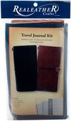 Rustic Travel Journal - Leathercraft Kit