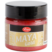 Fire Red - Viva Decor Maya Gold 45ml