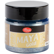 Blue - Viva Decor Maya Gold 45ml