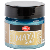 Turquoise - Viva Decor Maya Gold 45ml