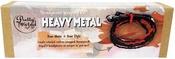 Heavy Metal - Pretty Twisted Headphone Wrap DIY Kit W/Earphones